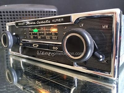 Modern Stereo For Classic Cars